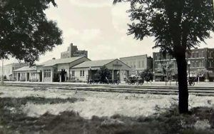 Vintage Abilene, Kansas