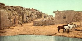 Acoma Pueblo, New Mexico by Detroit Photographic Co., about 1900