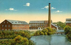 Amana, Iowa Woolen Mill