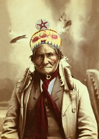 Geronimo, 1903, by J.W. Collins