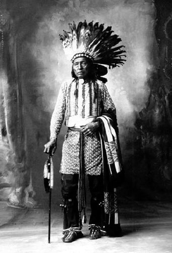 Arapaho Chief -1898