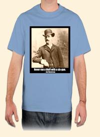 Bat Masterson T-Shirt