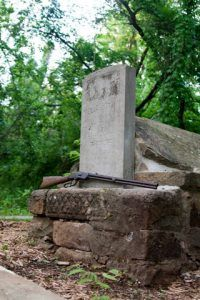 Bell Starr's Grave