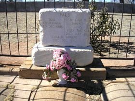 Billy the Kid Grave, Fort Sumner, New Mexico