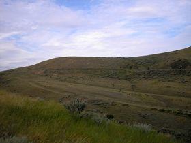 Bozeman Trail near Norris, Montana