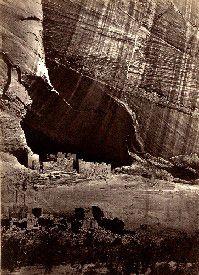 Cañon de Chelle, New Mexico, 1873