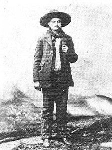 Crawford Goldsby, better known as Cherokee Bill