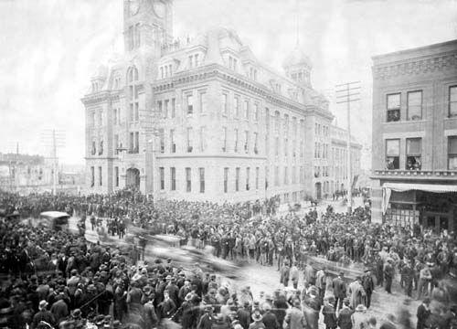 Denver City Hall War, 1894