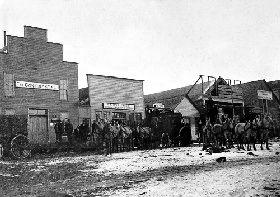 Cripple Creek, Colorado, 1890