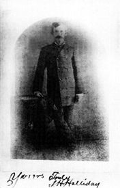 Doc Holliday in 1879