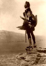 Eagle Catcher, Hidatsa