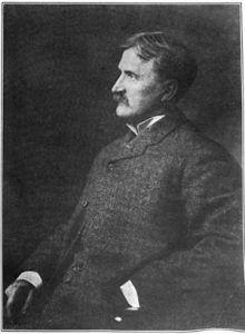 Emerson Hough, author