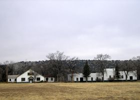 Fort Stanton, New Mexico