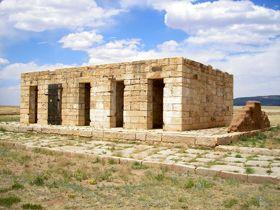 Fort Union, New Mexico Prison