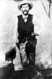 "Fredrick Tecumseh ""Fred"" Waite (1853-1895)"