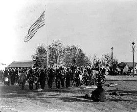 Ghost Dance of the Cheyenne and Arapaho