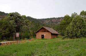 Piegeon's Ranch, Glorietta Pass, New Mexico