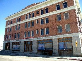 Goldfield Hotel, Goldfield, Nevada