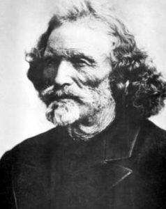 Jim Baker, mountain man