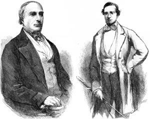 John Sr. and John Jr. Butterfield