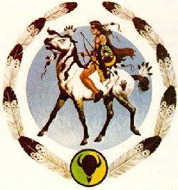 Kiowa Emblem
