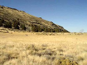 Lava Beds National Monument, California
