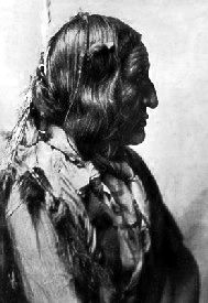 Cheyenne Chief Little Wolf