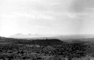 McKinley County near Gallup, New Mexico in 1943