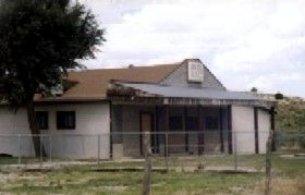 Former Mentmore, New Mexico Post Office