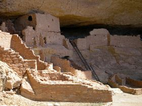 Mesa Verde, Colorado by Dave Alexander
