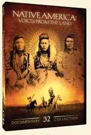 Native America: Voices From the Land DVD