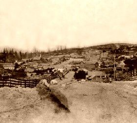 Nevada City, California, 1866