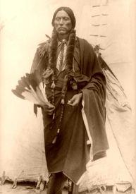 Quannah Parker, Comanche Indian Chief