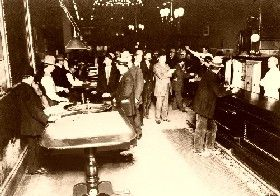 Reno, Nevada Gambling, 1910