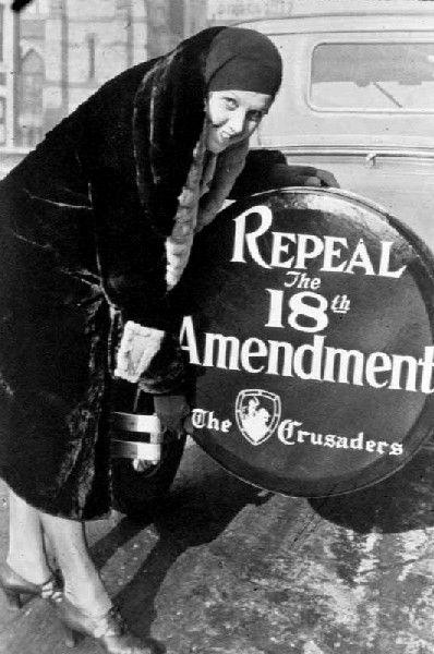 Repeal the Prohibition Amendment