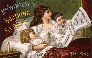 Childrens' Soothing Syrup