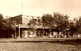 St. James Hotel, Cimarron, New Mexico vintage