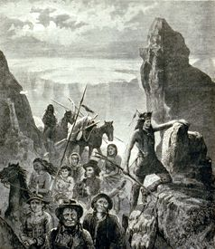 Surrender of the Modoc