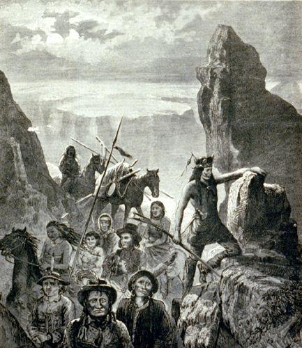 Surrender of the Modoc
