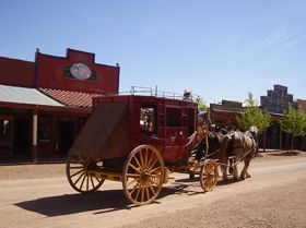 Tombstone, Arizona Stagecoach