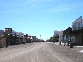 Tombstone, Arizona today
