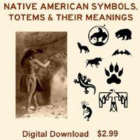 Native American Symbols, Totems