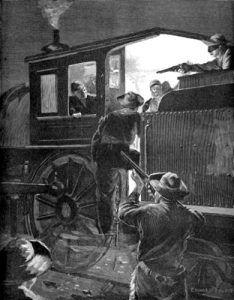 Train Robbery
