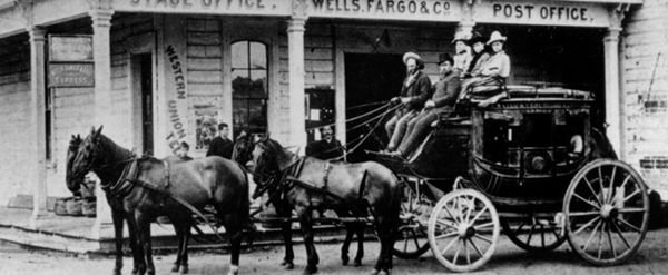 Stagecoach Kings in the Old West – Legends of America on fargo road map, wells fargo center stage, oxbow route map, butterfield stage line map, mail route map, 1852 wells fargo route map, wells fargo seating views, fargo nd zip code map, wells fargo seating chart interactive, overland trail route map, butterfield stagecoach route map,
