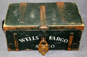 Wells Fargo Strongbox