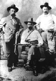The members of the Wild Bunch were aggressively pursued by Pinkerton Agents.