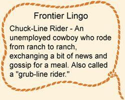 Frontier Lingo