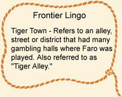 Frontier Lingo - Faro