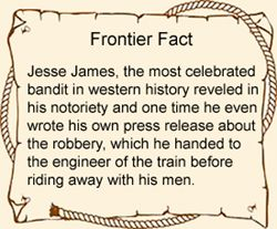 Old West Fact
