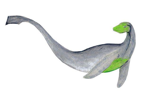 Altamaha-ha - Georgia Sea Serpent, courtesy Wikipedia